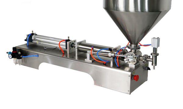 Polu-automatski stroj za punjenje krem 100-1000ml