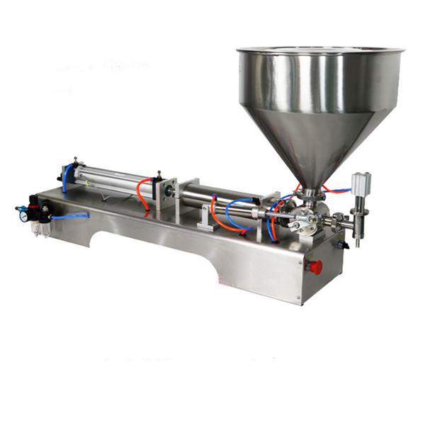 Poluautomatski stroj za punjenje gustih klipa