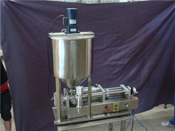 Poluautomatski stroj za punjenje tekućina