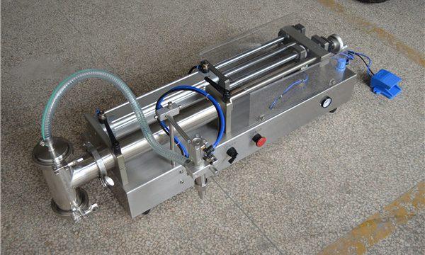 Proizvođač poluautomatskih strojeva za punjenje šampona